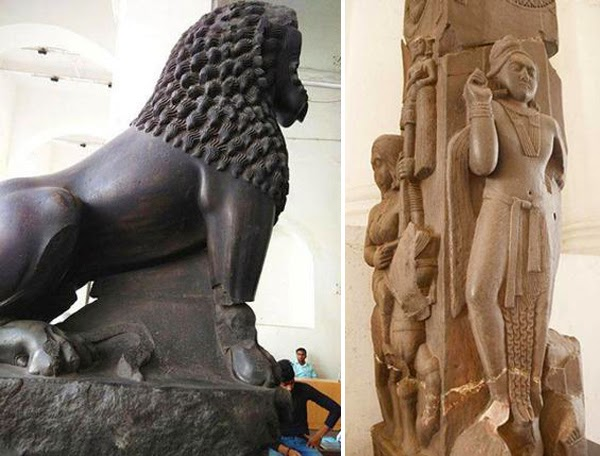 India: ASI miffed at damage to museum pieces