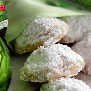 mojito snowball cookie recipe
