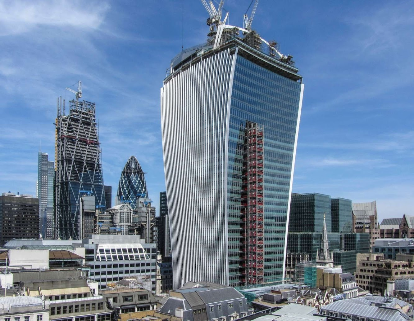 20 Fenchurch Street by Rafael Vinoly Architects
