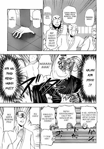 Komik beelzebub 114 page 19