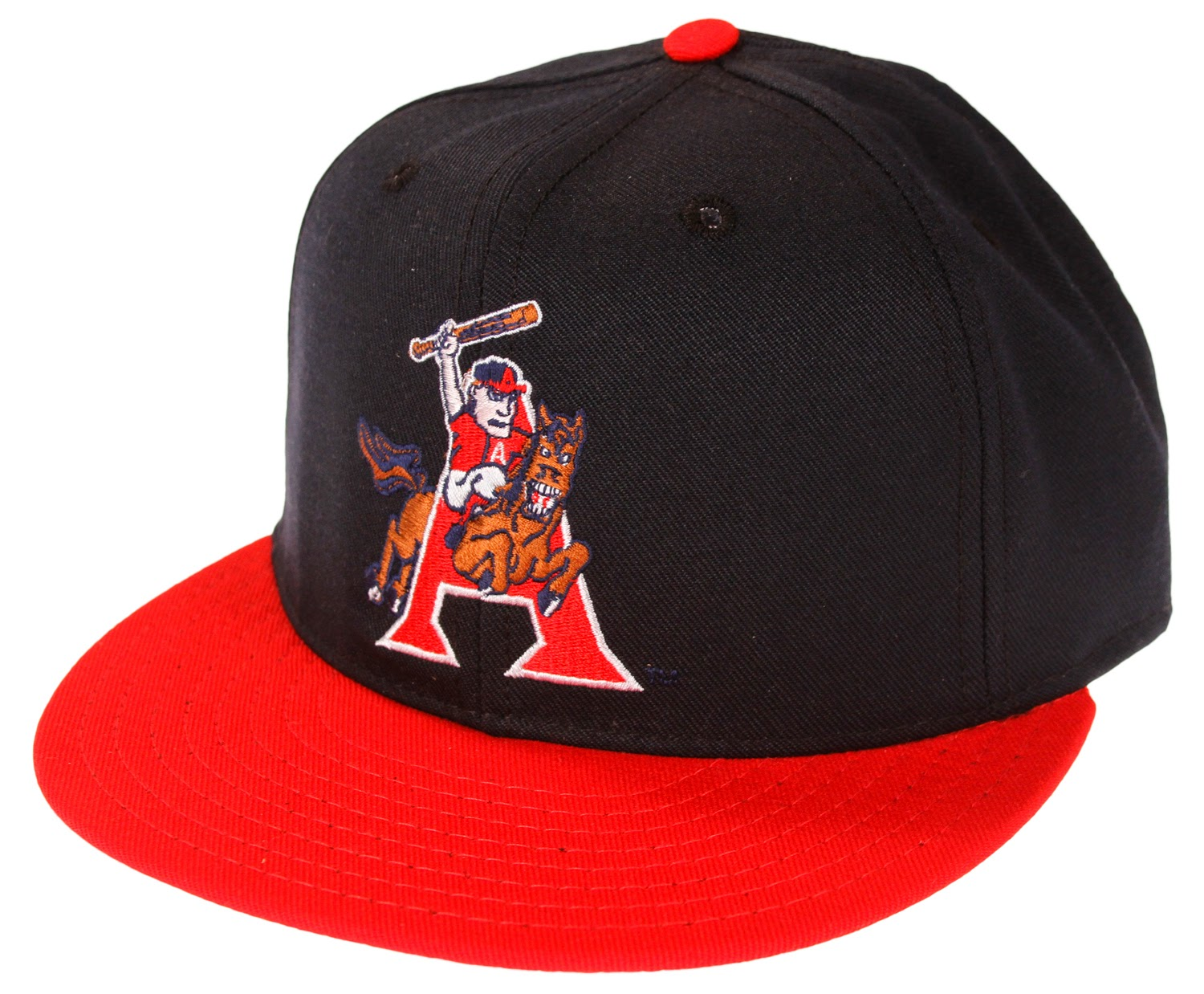 pro line milb minor league baseball arkansas travelers