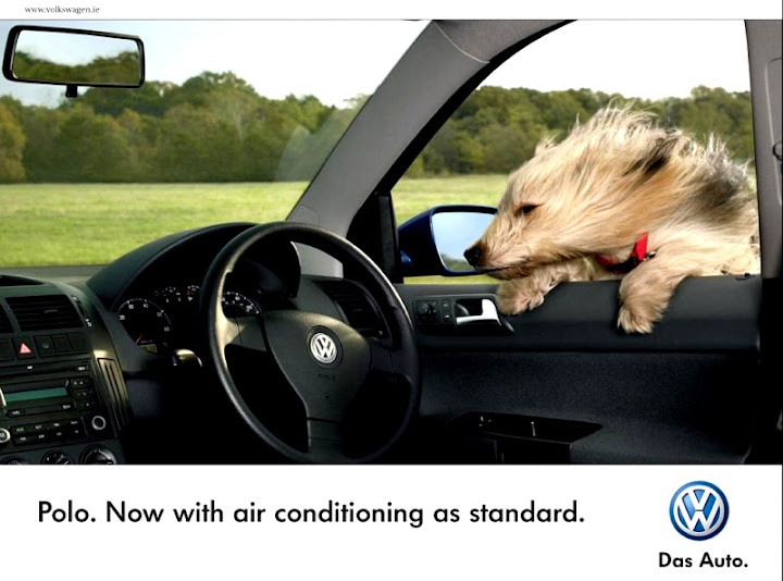 VW Polo: Air Conditioning as Standard
