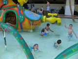 In the pools at Compass Cove - 040710 - 03