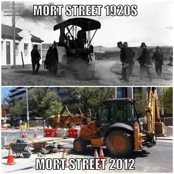 mort street