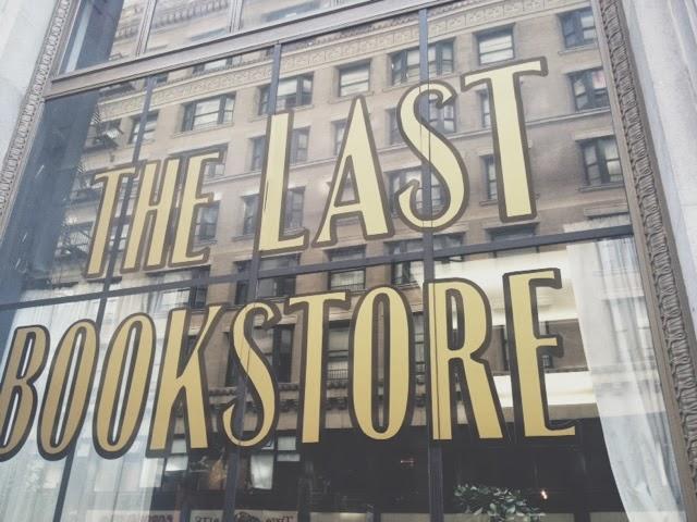 Los Angeles California The Last Bookstore
