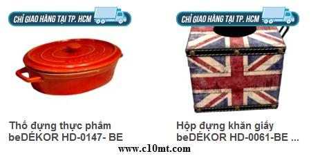 Thông tin các sản phẩm beDÉKOR Việt Nam