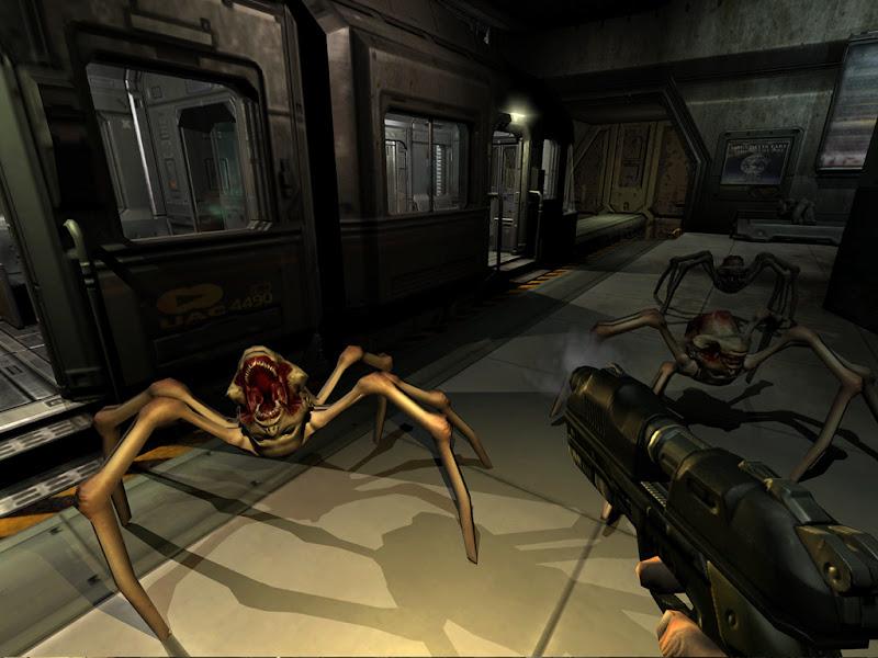 Doom 3# x27;s last patch.