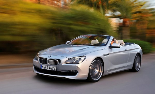 2012 BMW 650i Convertible