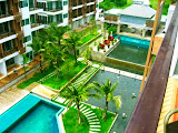 nice fully furnished studio in luxurious condo for rent    to rent in Pratumnak Pattaya