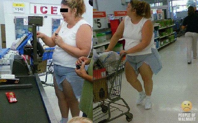 Coisas que você só vê... no Wal-Mart - Parte 11