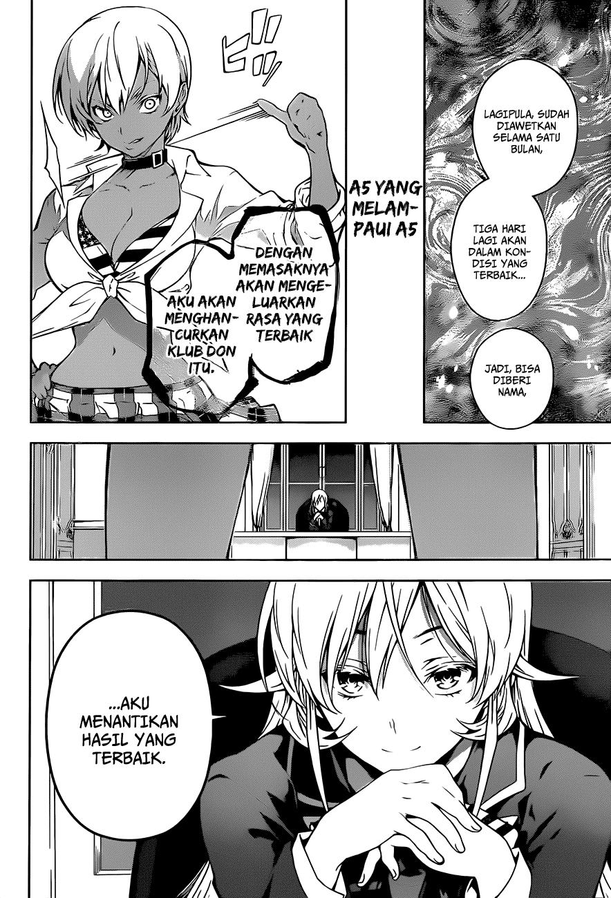 Shokugeki no Souma Chapter 11-18