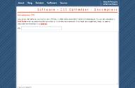 Online Uncompress CSS