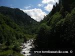 Çamlıhemşin ilçesi, Fırtına vadisi ve Fırtına nehri (Çamlıhemşin county, Fırtına valley, Fırtına river)