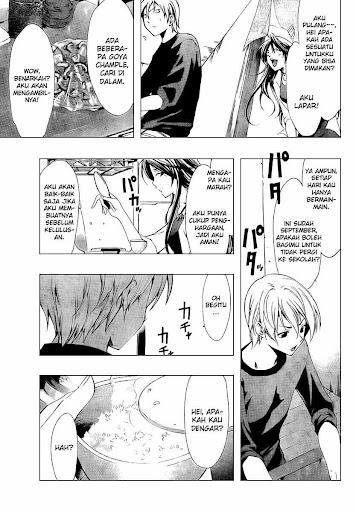 Manga Kimi Ni Iru Machi Page 9