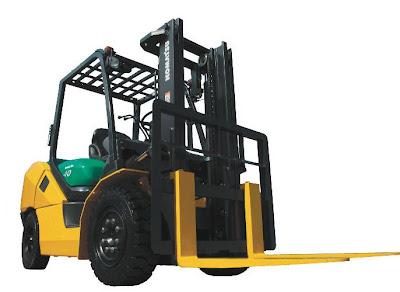 Xe nâng Komatsu Diesel