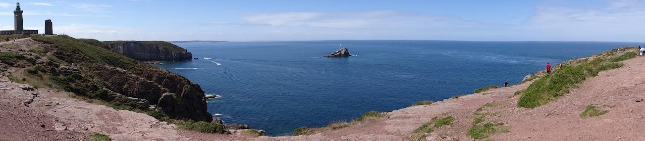 Le cap Fr�hel et sa lande par Bretagne-web.fr