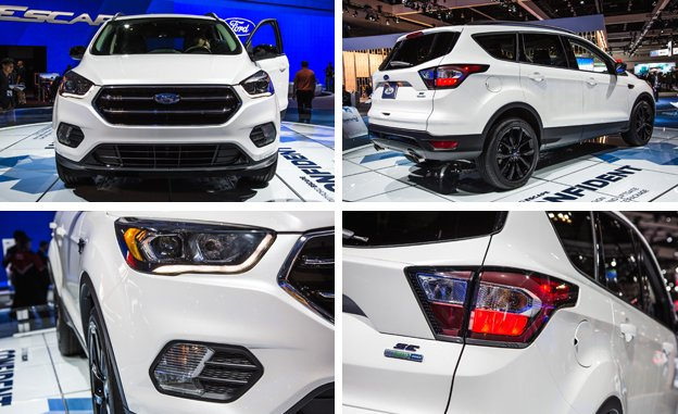 2017 Ford Escape Release Date Redesign Exterior and Interior Car Review Specs