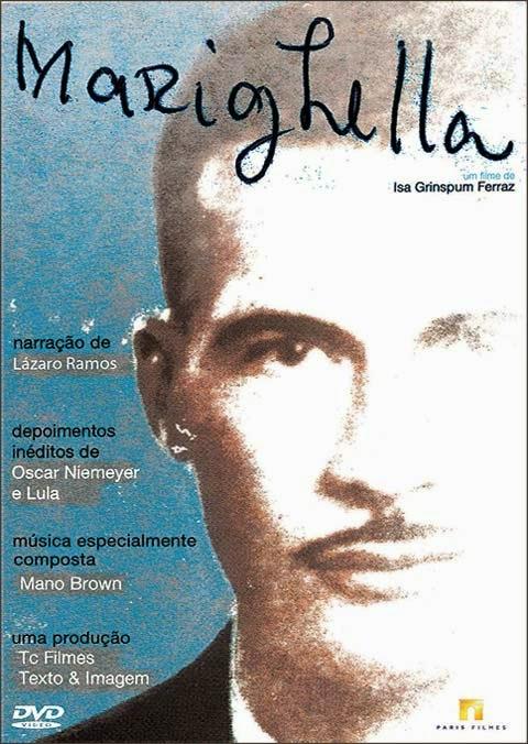 Filme Poster Marighella DVDRip XviD & RMVB Nacional