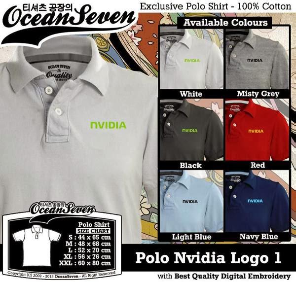 POLO Nvidia Logo 1 IT & Social Media distro ocean seven