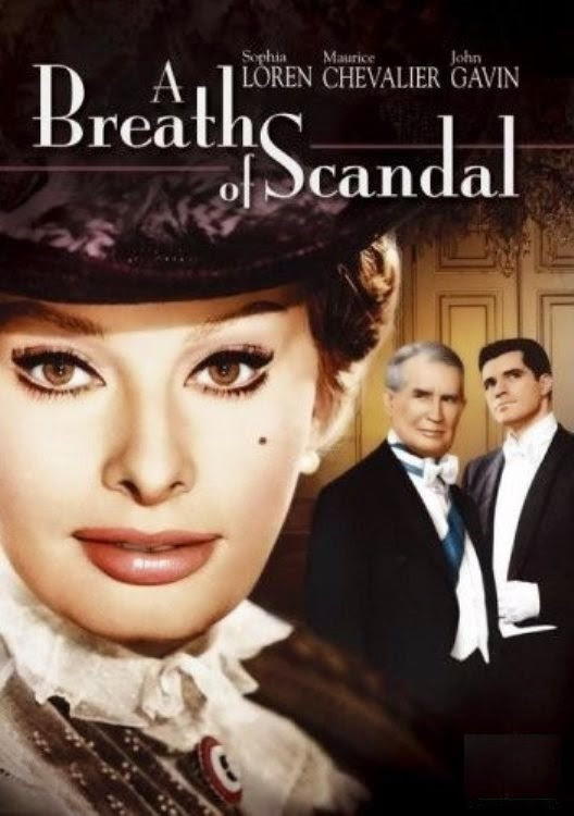A Breath of Scandal (1960)