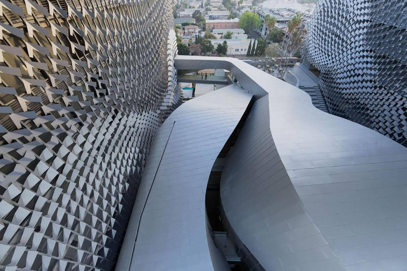 Open Emerson College Los Angeles by Morphosis Architects