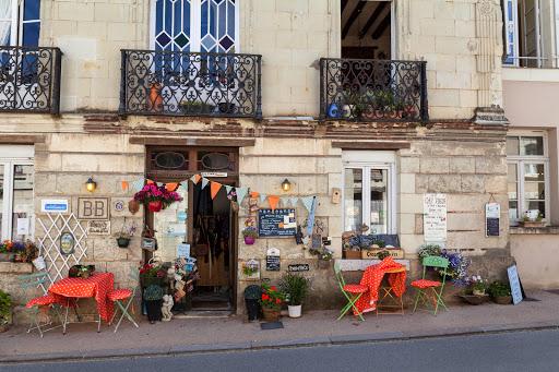 Chateaux de la Loire - Chez Teresa (Fontevraud)