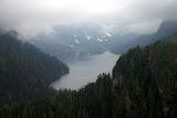 In Flight to Misty Fjords, Alaska