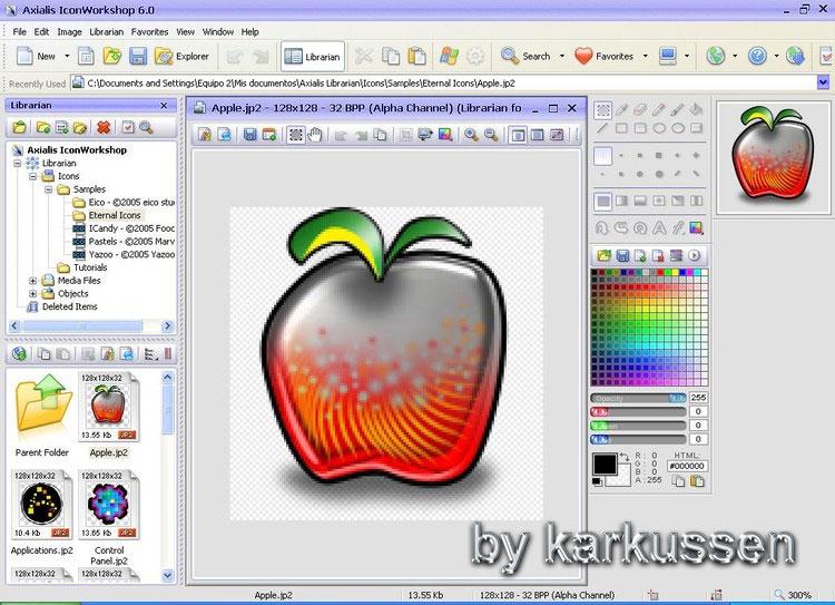 diseño gráfico 1: axialis iconws, freehand mx, - identi