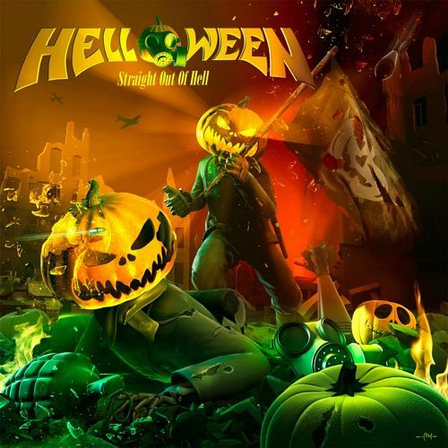 Download – Helloween – Straight out of Hell – 2013