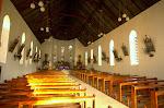 Kościół na La Digue.
