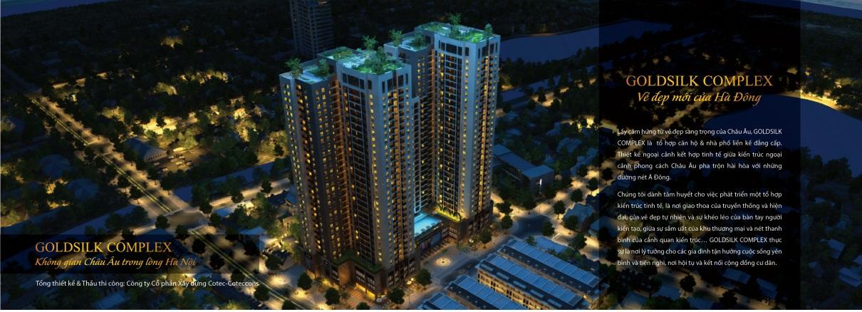 Chung cu Goldsilk Complex