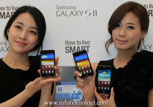 Spesifikasi Samsung Galaxy S2