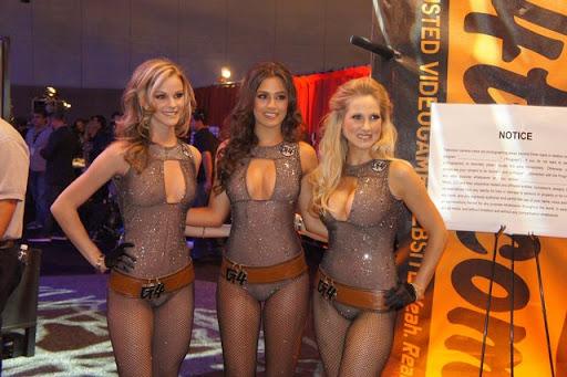 Mulheradada E3 2011