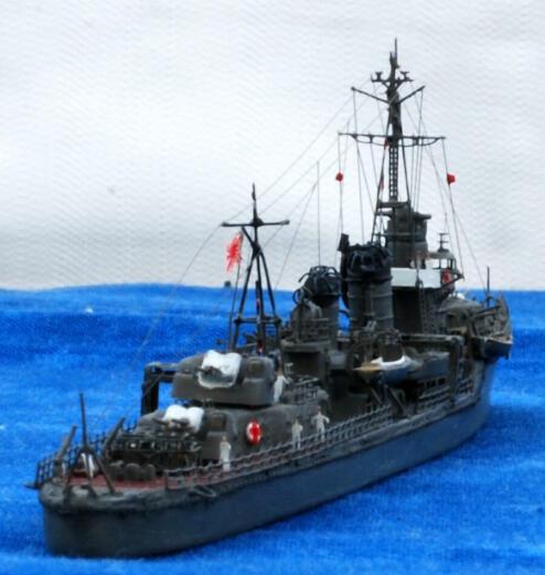 陽炎型駆逐艦「浦風」 陽炎型駆逐艦「浦風」