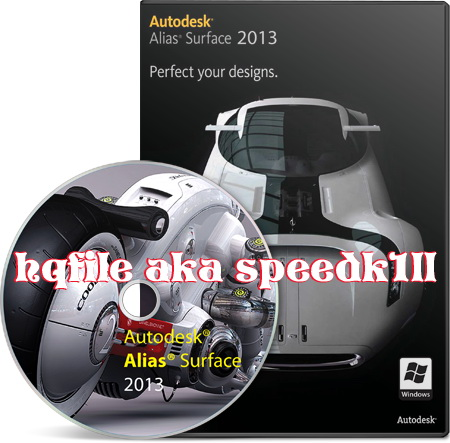 Autodesk Alias Design 2013 ISO x86