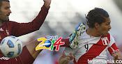 Perú vs Venezuela por ATV y CMD en Vivo - Brasil 2014