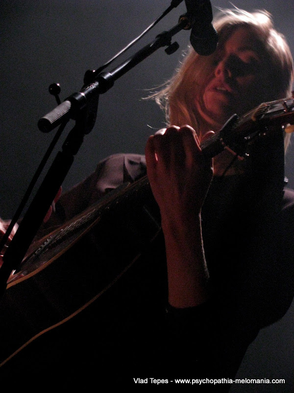 Anna Ternheim @ Café de la Danse, Paris 23/02/2012