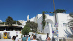 Went to the town of Pyrgos for our second stop and for a walking tour