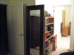 How I hid my bookcase