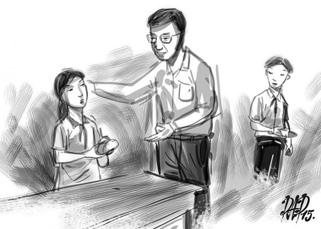 Chùm thơ nhớ về thầy cô giáo cũ nhân ngày hiến chương