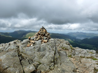 Glaramara Summit