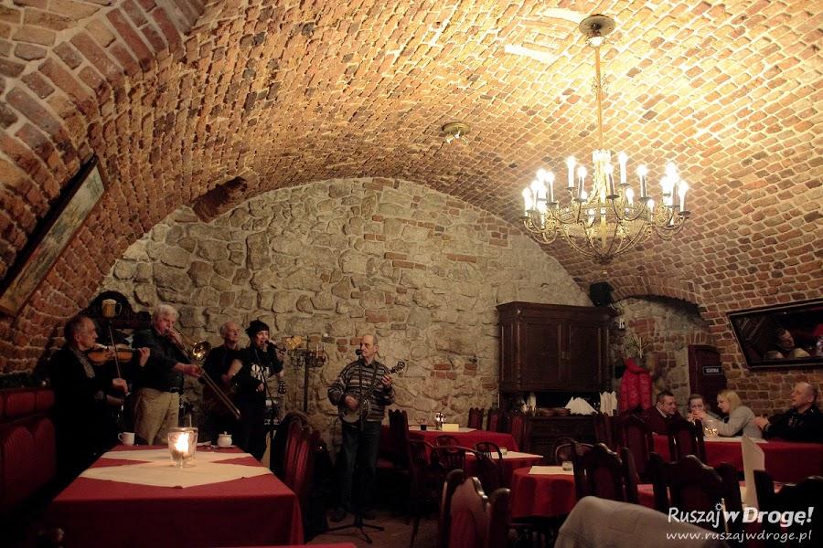 Old Metropolitan Band w Piwnicy pod Złotą Pipą