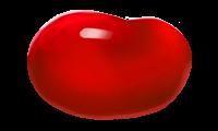 Una gelatina Tuttigusti +1 al sapore di pomodoro