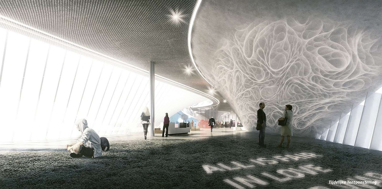 BIG shortlisted proposal ArtA competition