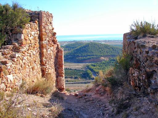 Senderismo: Castillo de Almenara