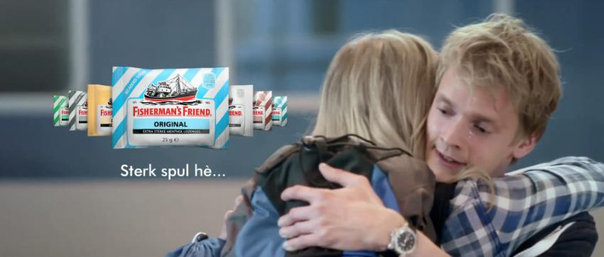 "Fisherman's Friend New Ad ""Goodbye"" Features A Two Timing Cheat"