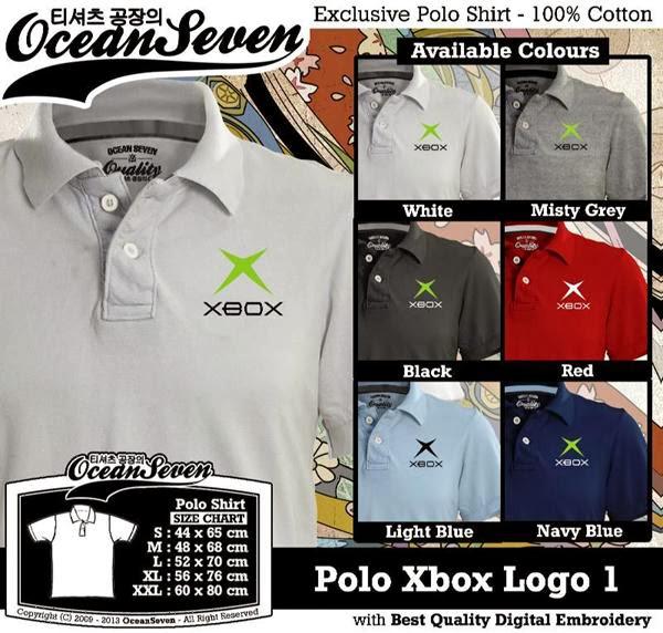 POLO Xbox Logo 1 IT & Social Media distro ocean seven