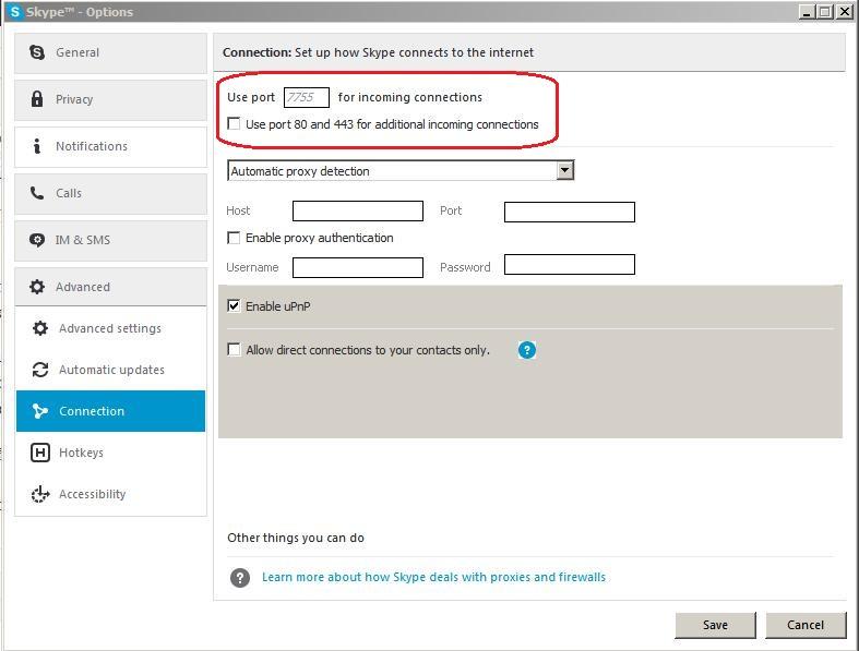 Khắc phục lỗi cài Xampp khi dùng Skype