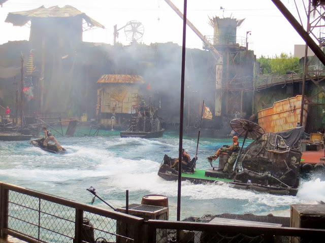 The Water World show