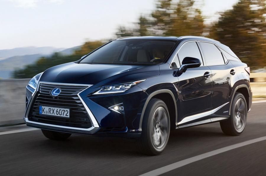 2015 Lexus RX 450h Hybrid Premier Review Car Price Concept